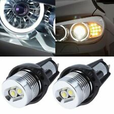 2 X Angel Eyes LED 20W  bianco BMW E90 E91 Sedan, anno 2006-2008 (6000K-6500K)