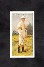 1930 Ogden's Cigarette Card Jockey 1930 No42 F. Sharpe