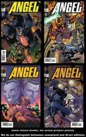 Angel (3rd Series) 1 2 3 4 Complete Set Run Lot 1-4 VF/NM