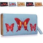 Papillon Bi-pliable Femme Porte-monnaie Designer Fille De Dames Pièce Notes
