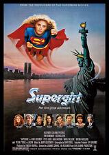 Supergirl Helen Slater Repro Film Poster #2