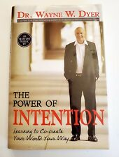 The Power of Intention Wayne Dyer 2004 1st/1st Hardcover FREE SHIP