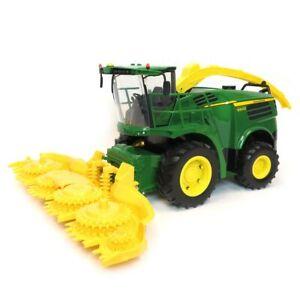 1/16 Big Farm John Deere 8600 Self Propelled Forage Harvester 46623
