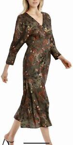 Wayne Cooper Jaguar Dress Size 16