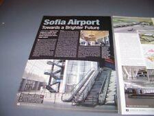 VINTAGE..SOFIA & PLATTSBURGH AFB AIRPORT..HISTORY/PHOTOS/DETAILS...RARE! (35Q)