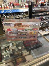 Bachmann N Scale Train Set Analog Super Chief 24021