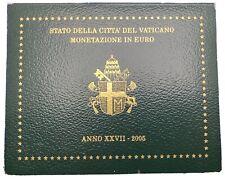 Coffret Série Euro Vatican 2005