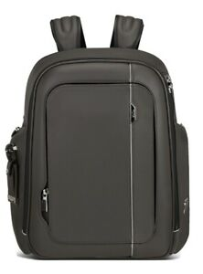 Tumi Larson Cowhide Grey Backpack NWT $1100