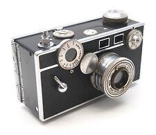 Vintage Argus 35mm Rangefinder Brick Camera - 50mm F3.5 Lens, UK Dealer