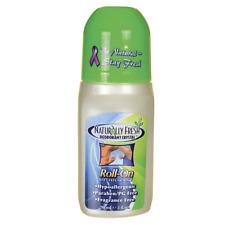 Naturally Fresh Roll-On Deodorant Crystal 3 fl oz Liquid