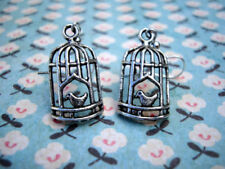 Drop/Dangle Animals & Insects Tibetan Silver Costume Earrings