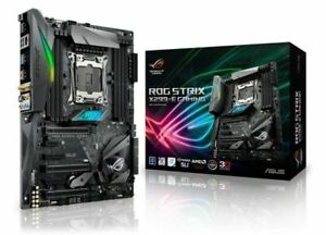 ASUS ROG Strix X299-E Gaming Motherboard - Comes with FREE RAM 32GB