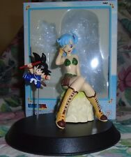 Dragonball Banpresto DX Figures Goku & Bulma