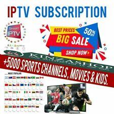 IP TV [WORLDWIDE] [NO BLOCKS] [3 MONTHS] [VIP SERVICE/CHANNELS] [FAST SHIPMENT]
