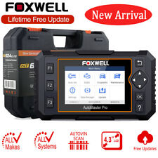 Foxwell OBD2 Automotive Scanner Full Systems Diagnostic Oil EPB Reset Tool NT624