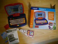 Vtech Lesson 3 Lerncomputer z.t. NEU Maus Karton Computer Kinder