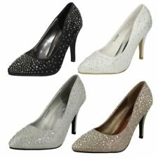 Anne Michelle Court Wedding Heels for Women
