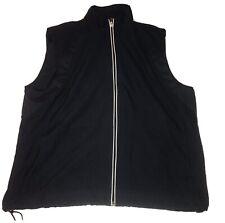 Calloway Golf Warbird Golf Full Zip Vest Size Xl