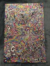 Color Me by LISA FRANK 12 Posters Adult Kids Coloring Art Book Large 13/146 NEW
