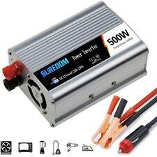 reiner Sinus Wechselrichter 12v 230v 500w Stromwandler Inverter Spannungswandler