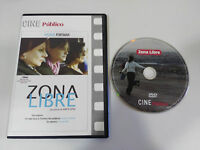 ZONA LIBRE DVD SLIM NATALIE PORTMAN AMOS GITAI ESPAÑOL ENGLISH HEBREO ARABE
