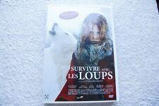 """DVD """"Survivre avec les loups"""". De Vera Belmont"""