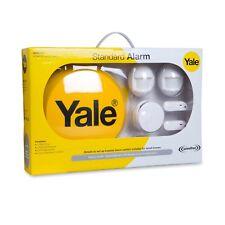 New Yale HSA6200 Standard Alarm Kit 30m Wireless Keypad Control House Home Alarm
