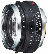 VoightLander single focus lens NOKTON classic 35 mm F1.4 MC EMS w/ Tracking