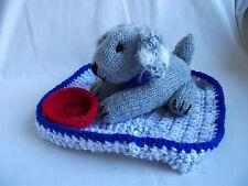 # Dolls House 5776 acolchados cama para perro de tela 1:12 para casa de muñecas nuevo