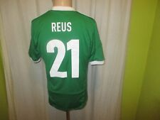 "Deutschland ""DFB"" Nr.1252 Adidas Auswärts EM Trikot 2012 + Nr.21 Reus Gr.S-M TOP"