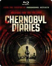 CHERNOBYL DIARIES (Steelbook)-  Blu Ray - Sealed Region B for UK