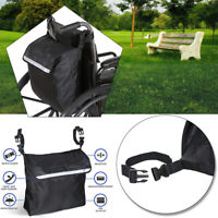 Wheelchair Shopping Mobility Hanging Storage Bags Scooter Walker Accessories
