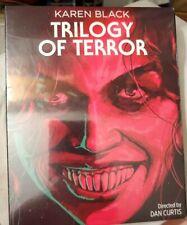 TRILOGY OF TERROR BLU RAY