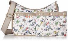 LeSportsac Peter Rabbit, Peter's Fruit Garden Classic Hobo Crossbody Bag NWT