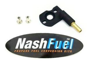 NashFuel Venturi Adapter Predator 3500 Inverter Generator Propane Natural Gas