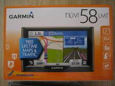 "Garmin nüvi 58LMT Navigationsgerät 5"" lebenslange Kartenupdates Touch Screen"