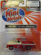 1:87 Classic Metal Works 1960 Ford Pickup Texaco USA Finshed Model