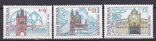 CZECH REPUBLIC 2000**MNH SC# 3123 - 3125  Prague Landmarks