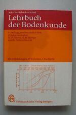 Lehrbuch der Bodenkunde 1976