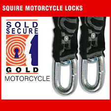 Very high security chain SOLD SECURE GOLD from Squire locks - TC3 915mm