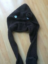 Animal Style Hat/scarf