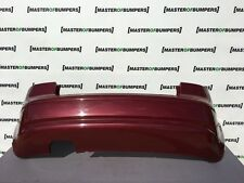 AUDI A3 S LINE 8P 2004-2008 REAR BUMPER IN RED 3 DOOR ONLY GENUINE [A24]