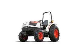 BOBCAT CT440-CT445-CT450 Compact Tractor Service and Operation  Manual CD