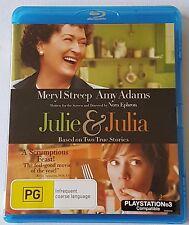 JULIE & JULIA BLU-RAY (#BRD00057)