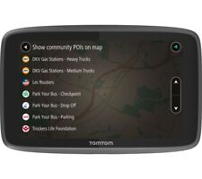 "TOMTOM GO Professional 6200 HGV 6"" Sat Nav - Full Europe Maps - Currys"