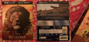 Il Re Leone (2019) (4K Ultra HD + Blu-Ray Disc - SteelBook)