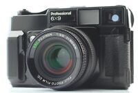 【NEAR MINT COUNT 195】 FUJI FUJICA FUJIFILM GW690 Camera EBC 90mm f3.5 From JAPAN