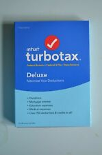 NEW Intuit 606076 TurboTax Deluxe 2018 License FREE SHIPPING