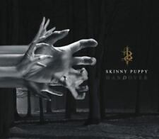Skinny Puppy . HanDover . 2011 Ovirt, Cullorblind, Wavy, Ashas, Gambatte, Icktum