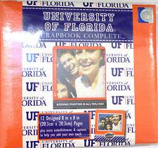 "Florida Gators 8"" X 8"" Complete Scrapbook Kit"